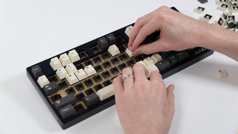 fancy keyboards
