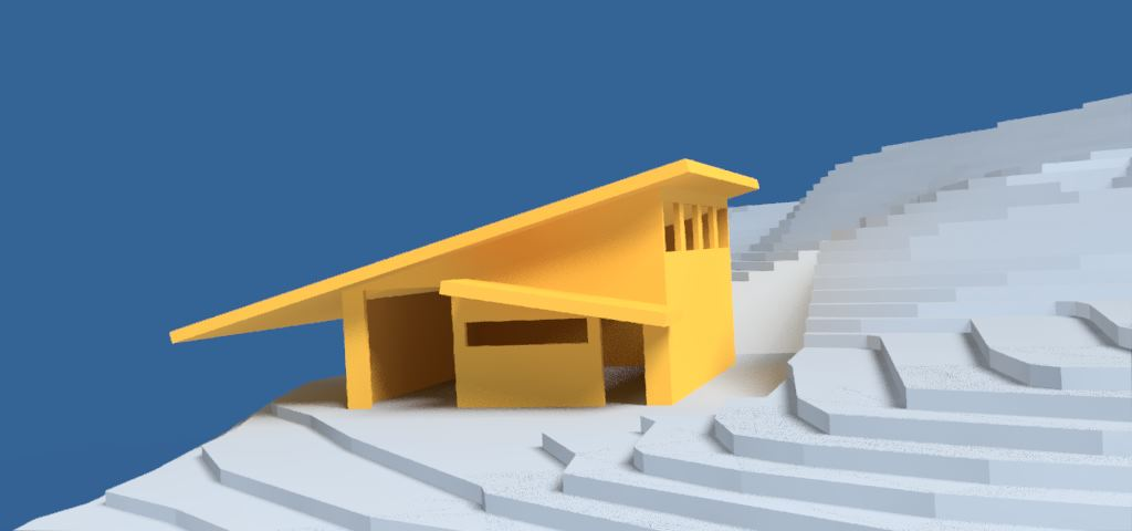 initial workshop rendering